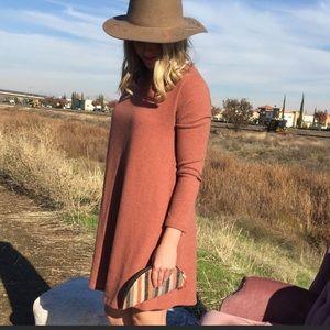 Autumn Felt Wool Universal Thread Boho Hat Floppy